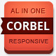 CORBEL – Responsive Template - ThemeForest Item for Sale