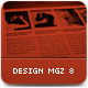 Design MGZ 8 - GraphicRiver Item for Sale
