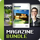 Magazine Bundle Vol. 1-2-3 - GraphicRiver Item for Sale