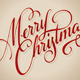 'Merry Christmas' Hand Lettering (vector) - GraphicRiver Item for Sale