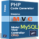 PHP MVC Code Generator Enterprise - MySQLi - CodeCanyon Item for Sale
