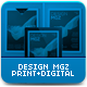 Design MGZ Print & Digital - GraphicRiver Item for Sale