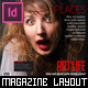 Modern Magazine Layout - InDesign - GraphicRiver Item for Sale