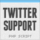 Twitter Support Tickets - CodeCanyon Item for Sale