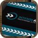 IntenseArtisan Business Card Vol.30 - GraphicRiver Item for Sale