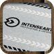 IntenseArtisan Business Card Vol.31 - GraphicRiver Item for Sale