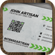 IntenseArtisan BUSINESS CARD VOL.32 - GraphicRiver Item for Sale