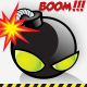 Boom! Fuse Bomb Logo - V.1 - GraphicRiver Item for Sale
