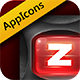ZED App Icon Creator - GraphicRiver Item for Sale