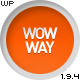 WowWay - Interactive & Responsive Portfolio Theme - ThemeForest Item for Sale