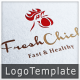 Fresh Chicks Logo - GraphicRiver Item for Sale