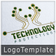 Technology Protections Logo - GraphicRiver Item for Sale