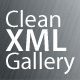 Clean XML  Image Gallery - ActiveDen Item for Sale