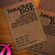 Creative Cardboard Business Card - GraphicRiver Item for Sale
