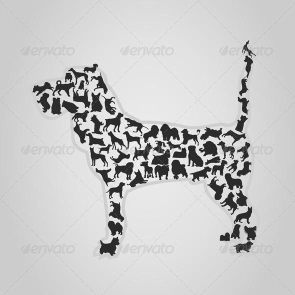 GraphicRiver Dog2 555797