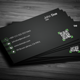 Corporate Creative Business Card Design - GraphicRiver Item for Sale