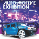 Automotive Exhibition Flyer Template - GraphicRiver Item for Sale