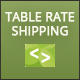 Table Rate Shipping for JigoShop - CodeCanyon Item for Sale