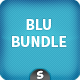 Blu PowerPoint Bundle - GraphicRiver Item for Sale