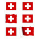 Switzerland Flag Set - GraphicRiver Item for Sale