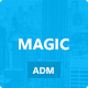 Magic Admin - Admin Premium Template - ThemeForest Item for Sale