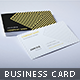 Gold Diamond Business Card - GraphicRiver Item for Sale