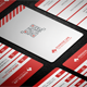 Corporate Business Card 6 - GraphicRiver Item for Sale