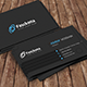 Creative Fasckona Business card 04 - GraphicRiver Item for Sale