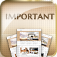 IMPORTANT-Email Template Design Vol 10 - GraphicRiver Item for Sale
