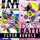 Dance Battle Flyer Bundle - GraphicRiver Item for Sale