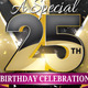 Birthday Flyer Template - GraphicRiver Item for Sale