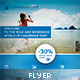 Travel Agents Corporate / Commerce Flyer  - GraphicRiver Item for Sale