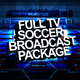 Full TV Soccer Broadcast Package - VideoHive Item for Sale