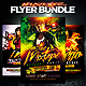 Hip Hop Flyer Bundle - GraphicRiver Item for Sale