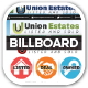 3 in 1 Real Estate Billboards - GraphicRiver Item for Sale