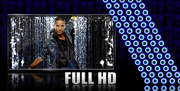 After Effects Project - VideoHive Blou Eye Project 548622