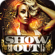 Show Out VIP Flyer Template - GraphicRiver Item for Sale