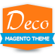 DecoStore - Premium Magento Theme - ThemeForest Item for Sale
