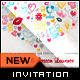 Anniversary Invitation Template_vol.04 - GraphicRiver Item for Sale
