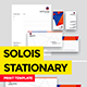 Solois Stationary Template - GraphicRiver Item for Sale
