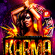 Karma Flyer Template - GraphicRiver Item for Sale