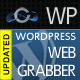 Web Grabber WordPress Plugin - CodeCanyon Item for Sale