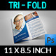 Optometrist & Optician Tri-Fold Brochure Template - GraphicRiver Item for Sale