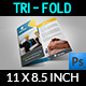Construction Business Tri-Fold Brochure - GraphicRiver Item for Sale