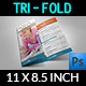 Fitness - GYM Tri-Fold Brochure - GraphicRiver Item for Sale