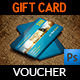 Hotel Gift Voucher Card Vol 7 - GraphicRiver Item for Sale