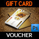 Gift / Voucher Card Vol.3 - GraphicRiver Item for Sale