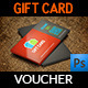 Gift / Voucher Card Vol.1 - GraphicRiver Item for Sale