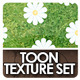 Toon Texture Set - 3DOcean Item for Sale