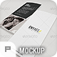 Photo Realistic / Tri-Fold BROCHURE Mock-Ups - GraphicRiver Item for Sale